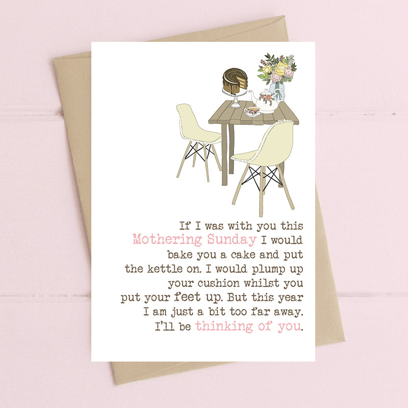 Mothering Sunday Card - Dandelion Stationery