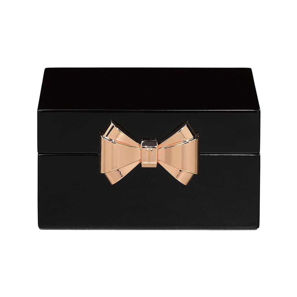 Ted Baker Black Small Jewellery Box