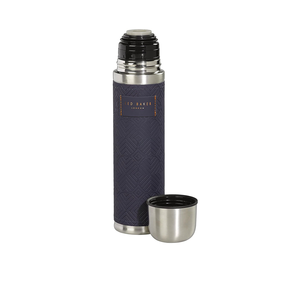 Ted Baker Blue Cadet Flask 500ml