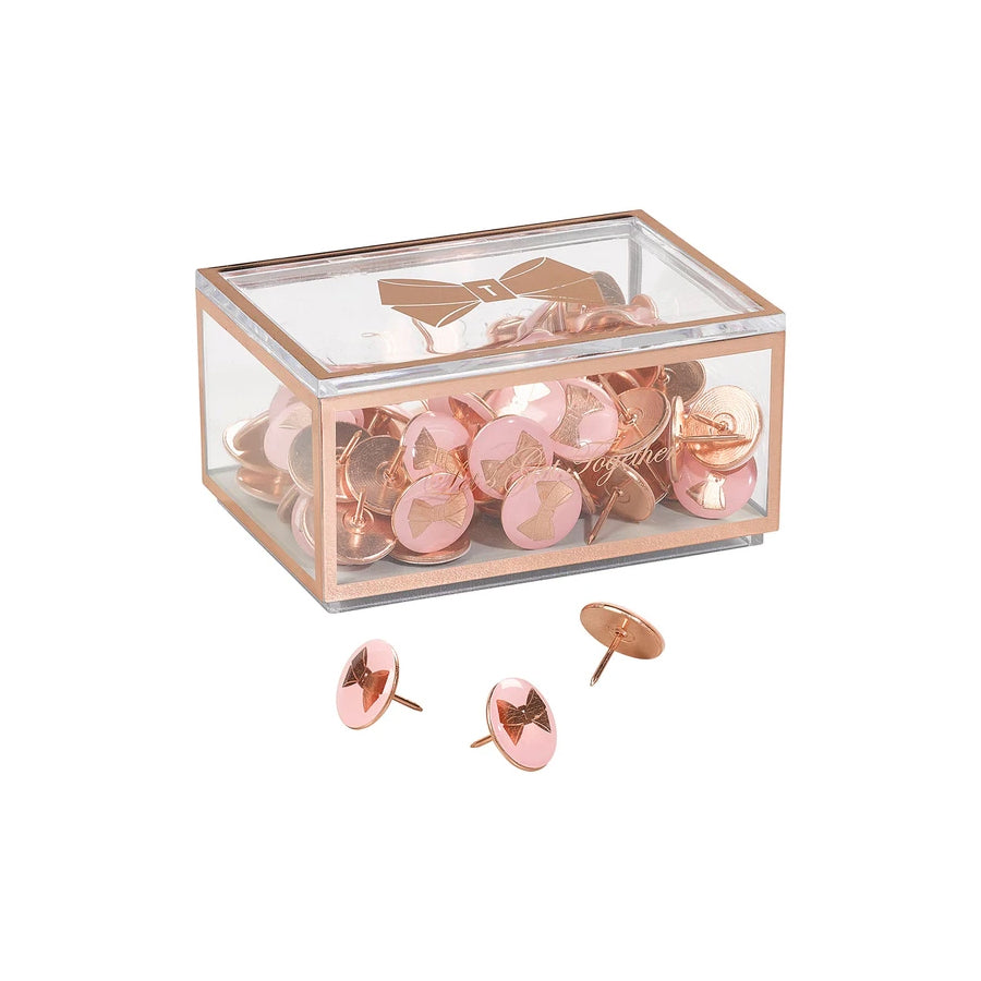 Let's Get Together Push Pins - Ted Baker