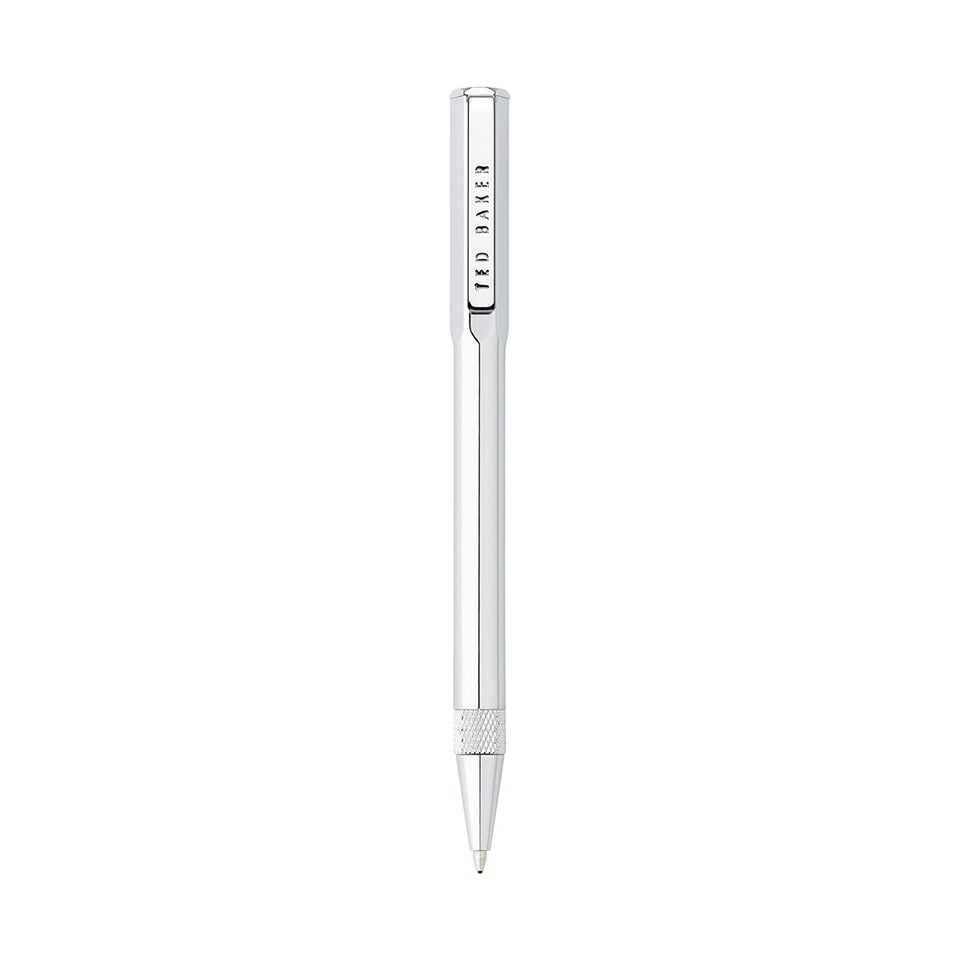 Ted Baker Premium Chrome Ballpoint Pen