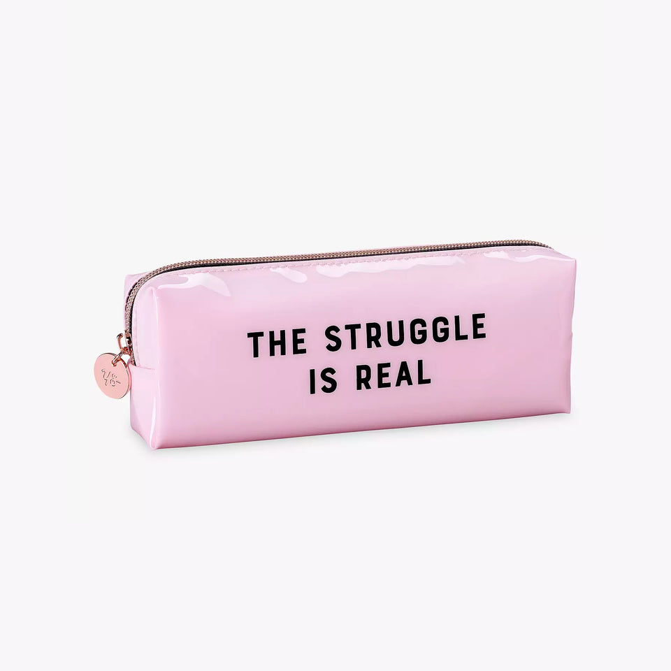 Pencil Case: The Struggle Is Real - Yes Studio