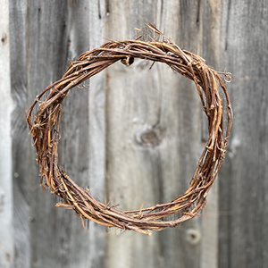 Natural Grapevine Wreath Frame