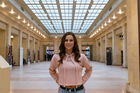 Meet Leanne Larsen: How she went from Argo's cheerleader to competing on The Amazing Race Heroes Edition