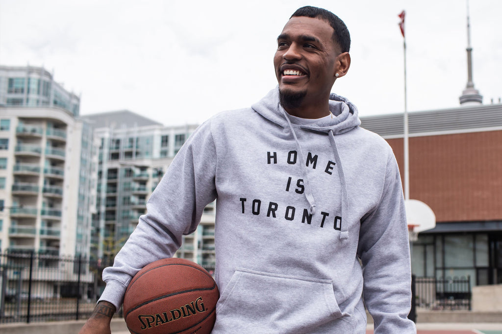Meet Xavier Rathan Mayes: The road from Scarborough to the NBA