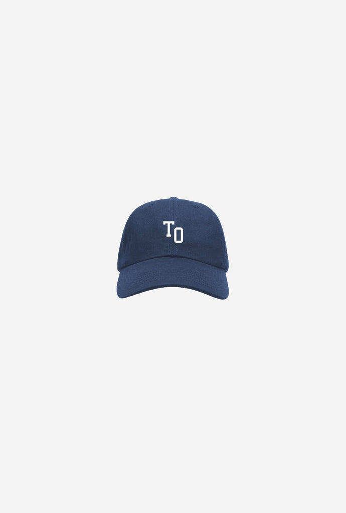 TO Dad Cap - Navy