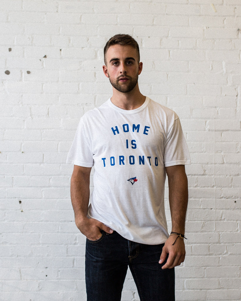 Blue Jays™ Collection Home is Toronto Tee - White