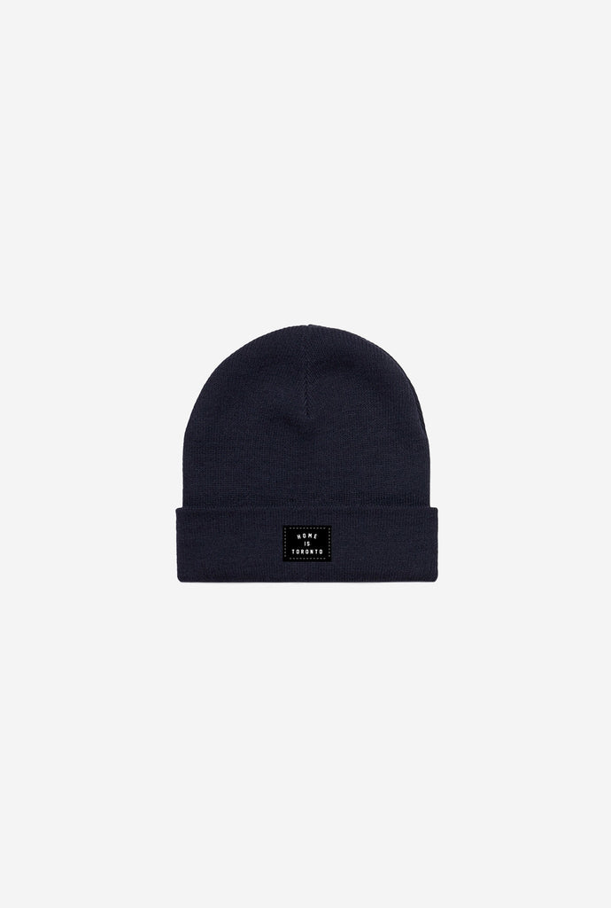 Home is Toronto Toque - Navy