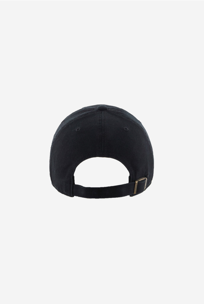 Toronto Blue Jays Clean Up Cap - Black on Black