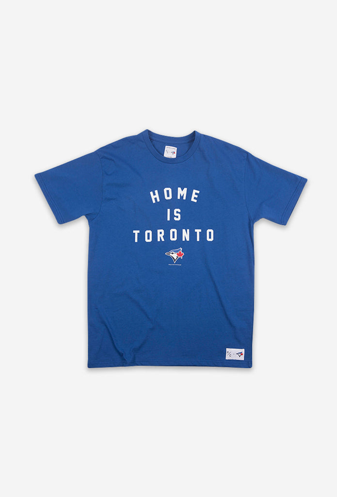 Blue Jays™ Collection Home is Toronto T-Shirt - Royal