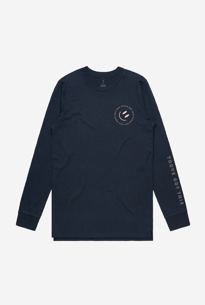 You've Got This Long Sleeve - Navy