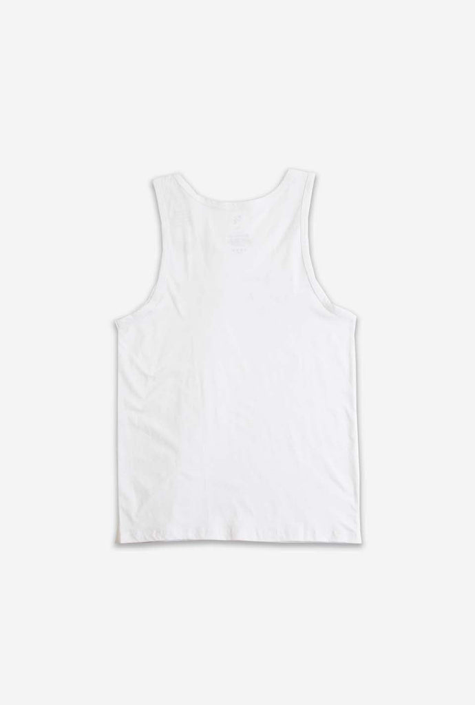Home is the West Coast Tank - White
