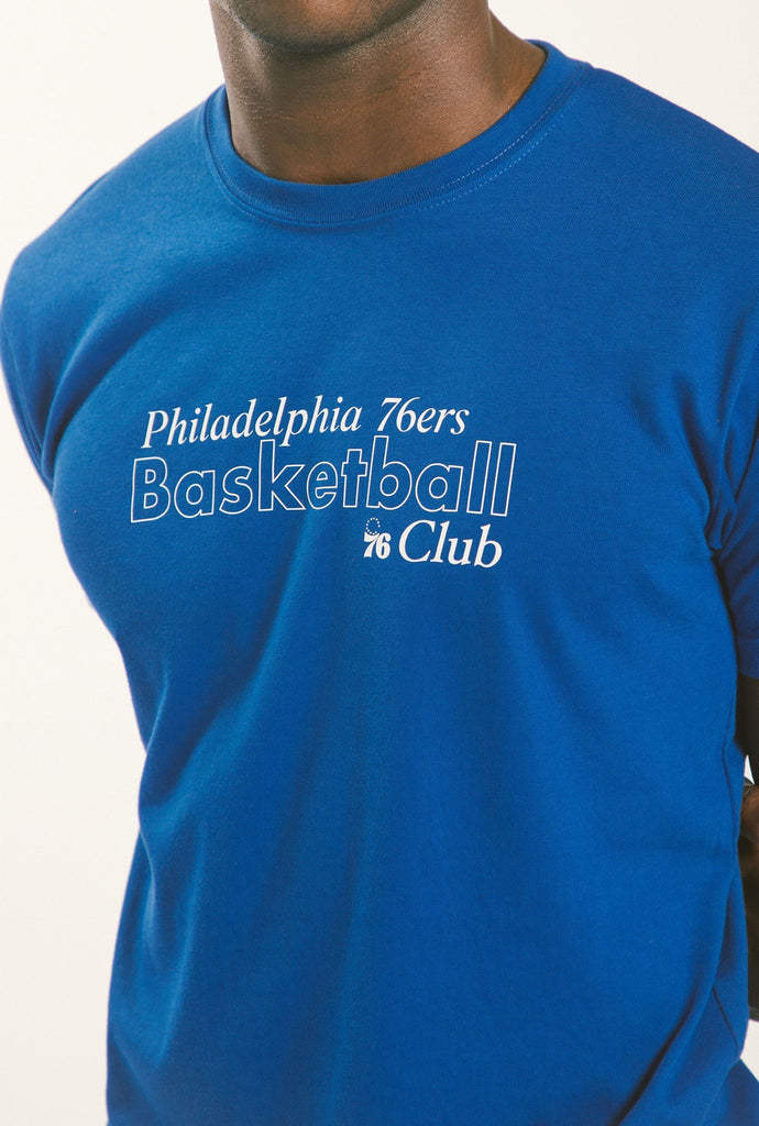 Philadelphia 76ers T-Shirt - Royal