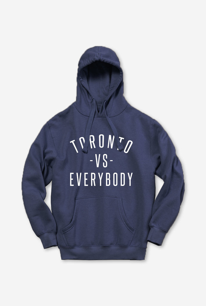 Toronto -vs- Everybody Hoodie - Navy