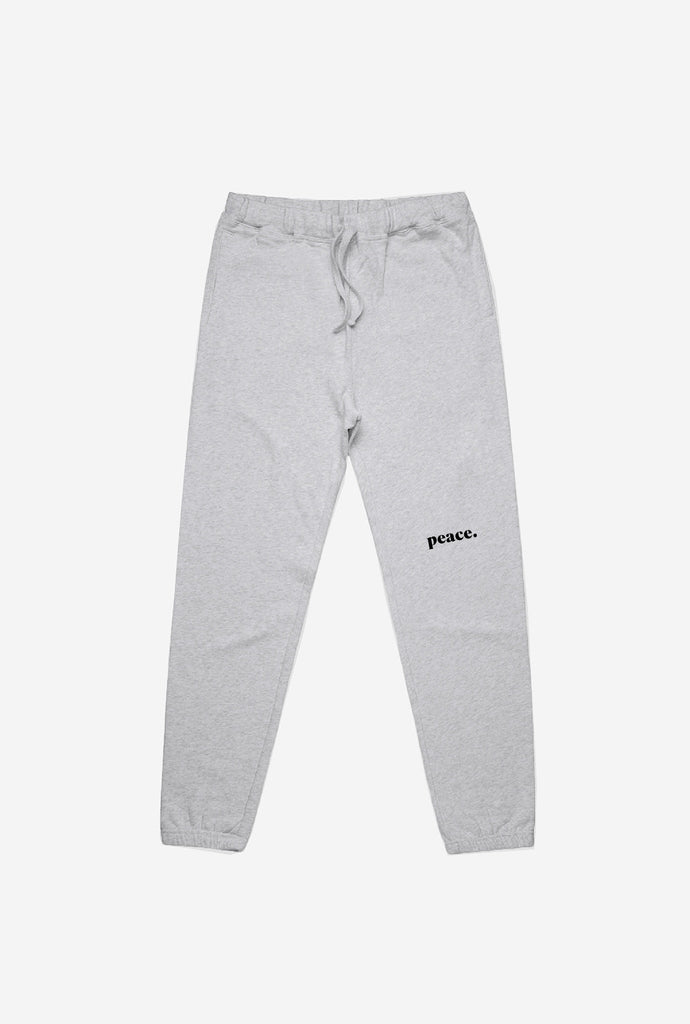 Peace Essentials Jogger - Grey