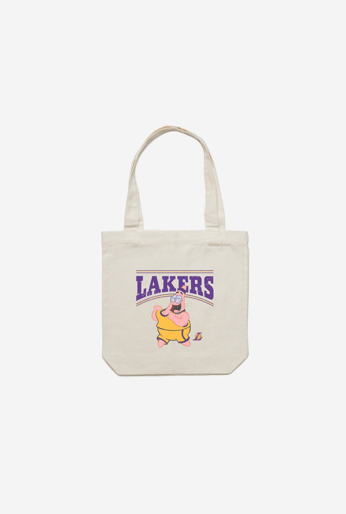 Los Angeles Lakers Patrick Tote - Natural