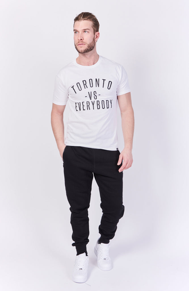 Toronto -vs- Everybody® T-Shirt - White