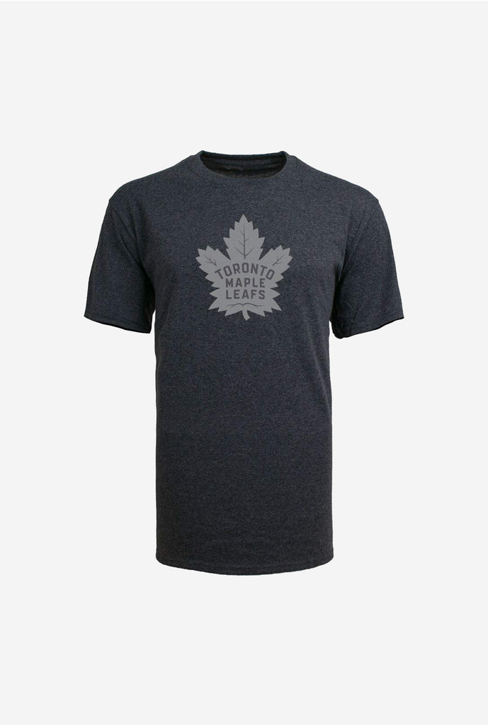 Toronto Maple Leafs Carbon T-Shirt