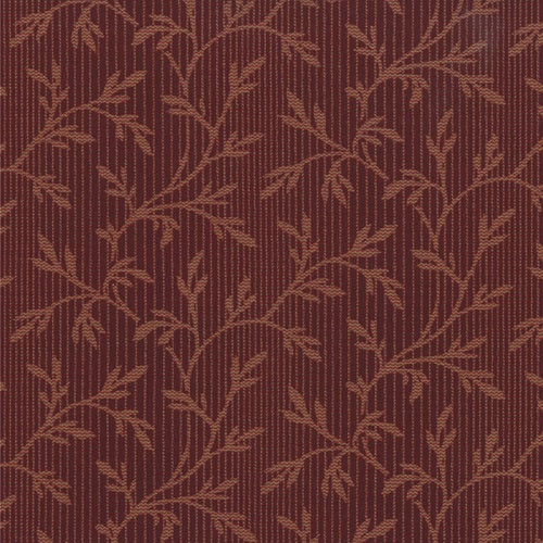 CIVIL WAR JUBILEE 8252 12 Large Twigs Madder Red MODA