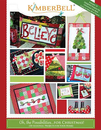 KIMBERBELL OH THE POSSIBILITIES FOR CHRISTMAS KD706 Book