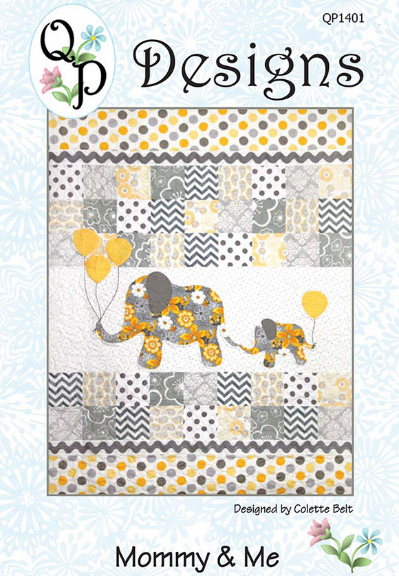 MOMMY & ME QP1401 Patterns