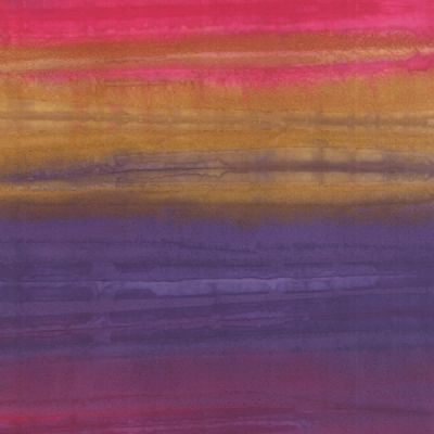TROPICAL PUNCH 4338 44 Striations Purples Batik Moda