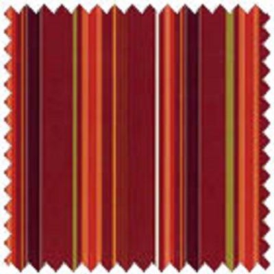 BLESSINGS II 1669 88 Stripes Red Rebecca Baer Studio E