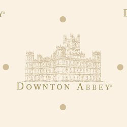 DOWNTON ABBEY A-7317 N Logos Natural Kathy Hall Andover
