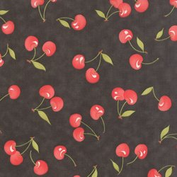 FARMHOUSE 20251 18 Cherries Midnight Fig Tree Moda