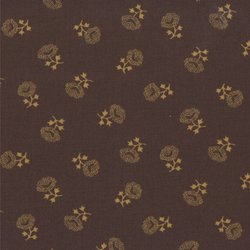HISTORICAL BLENDERS 46169 14 Floral Brown Collections for a Cause Moda