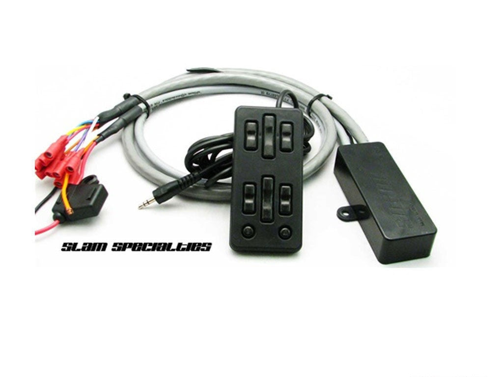 Slam Specialties Switch Box Air Ride Suspension Supplies Electrical Wiring Pancake