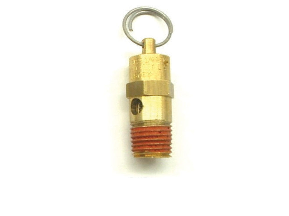 "1/4"" NPT Viar Tank Safety Valve (Various Sizes Available)"