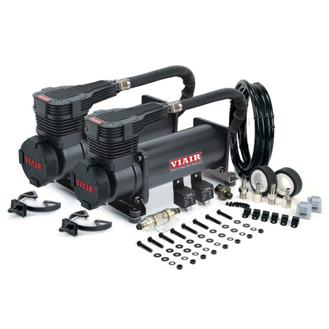Viair 485C Dual Pack Black Compressors