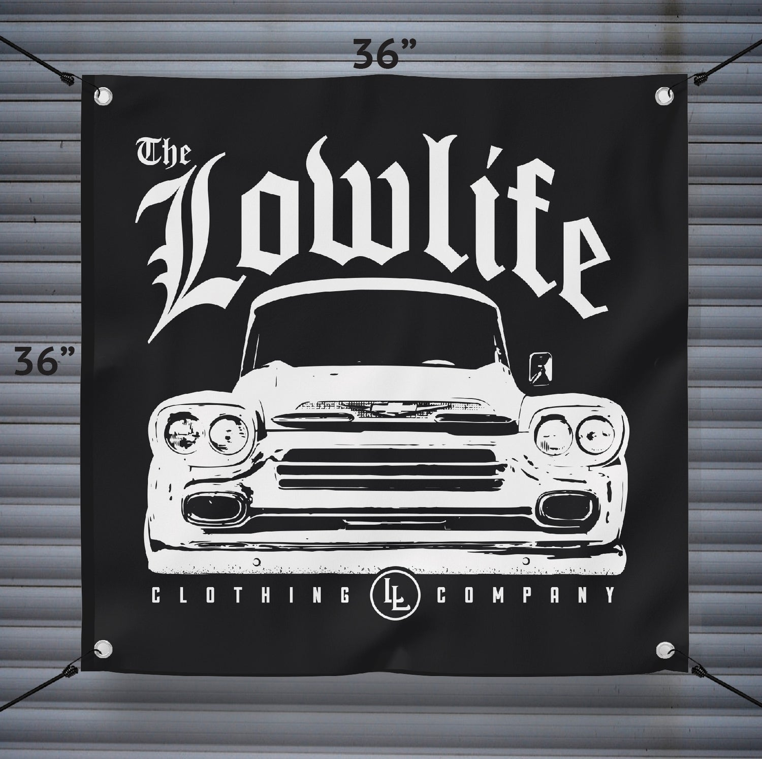 Lowlife Frontend banner