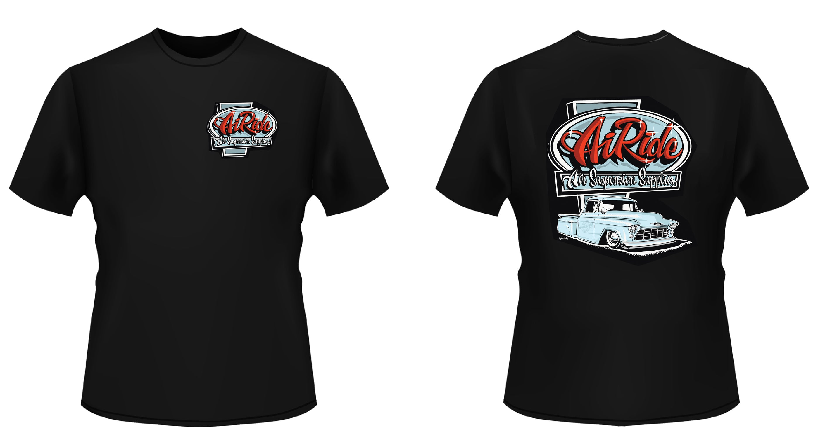 "NEW AS COLOUR Airide T-Shirts / Hoodie ""ARPICKUP"" (Various Sizes Available)"