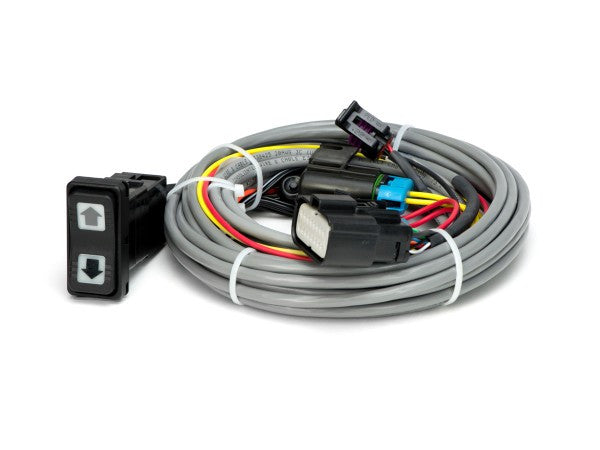 Accuair e-Level Main Harness (Rocker Switch)
