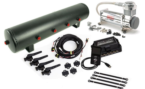 AirLift Performance 3/8 3H  Complete Kit