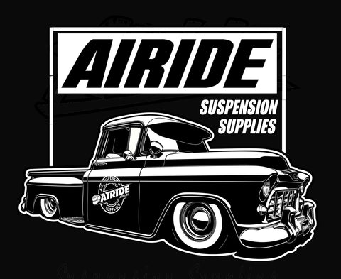 Airide Pickup Stickers