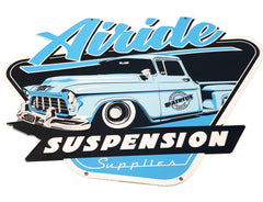 Airide Tin Sign (Different Designs Available)