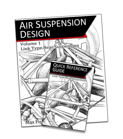 Air Suspension Design Book w/ Reference Guide