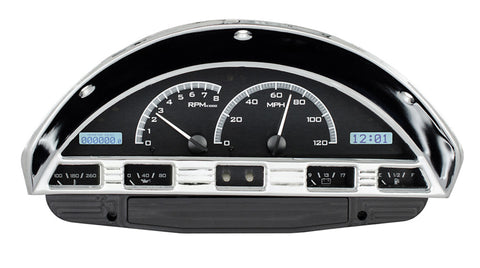 Dakota Digital 1956 Ford Pickup VHX Instrument Dash