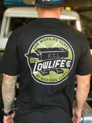 The Lowlife Working Class Tee