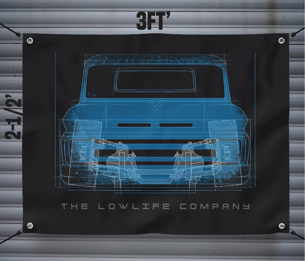 Lowlife C10 Blueprint  Banner