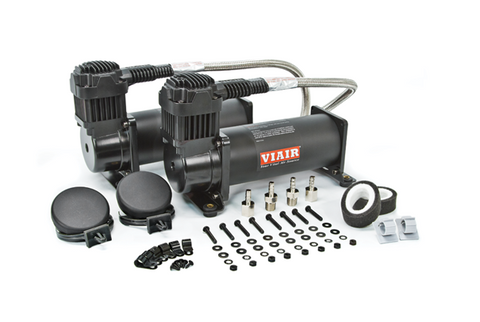 Viair 444C BLACK  Dual Pack Compressors
