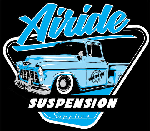 Airide Neon Pickup Stickers