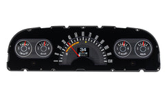Dakota Digital Retro 1960-63 Chev Pickup MTX  Instrument Dash