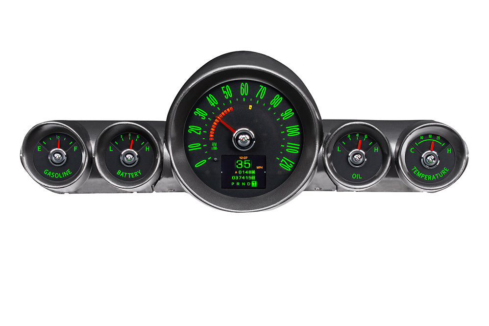 Dakota Digital Retro 1959-60 Chev Impala/El Camino MTX  Instrument Dash