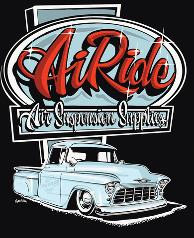 Airide Sign Pickup Stickers
