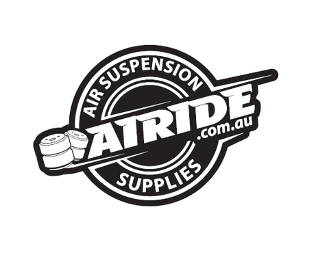 Airide Stickers Round (Various Sizes & Colours Avaliable)