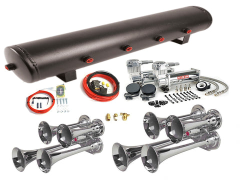 Kleinn 141 DUAL 4 Horn ULTIMATE Complete Kit